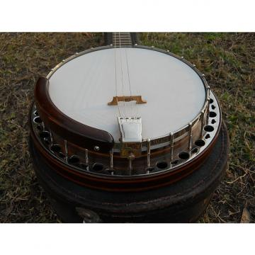 Custom Gretsch? Tenor Banjo '30s/ '40s Gold Metal Flake