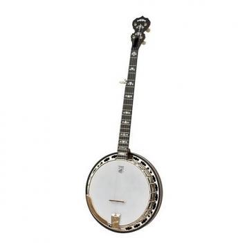 Custom NEW Deering Sierra Mahogany 5 String Banjo