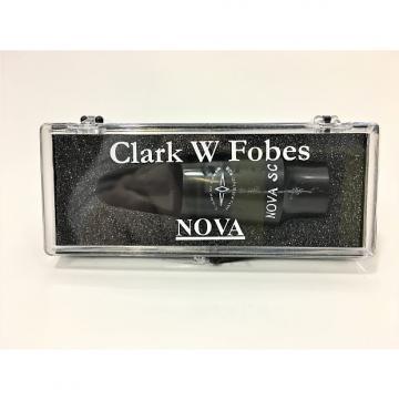 Custom Clark W Fobes Nova 'SC' Alto Saxophone Mouthpiece