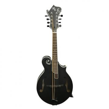 Custom Michael Kelly MKLBSBO Mandolin - Legacy Black  - Satin Black - Acoustic Mandolin