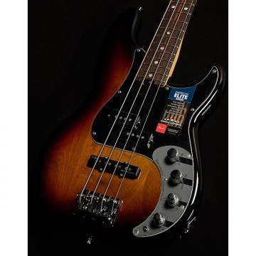 Custom Fender American Elite Precision Bass 2015 3 Tone Sunburst