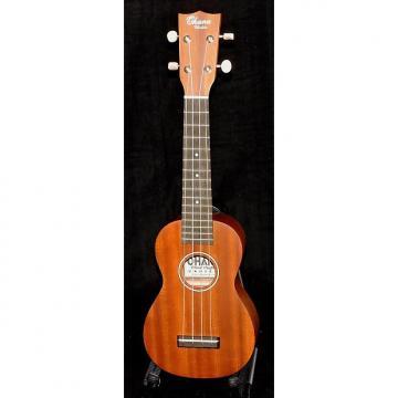 Custom Ohana SK-25 Solid Mahogany Soprano Ukulele