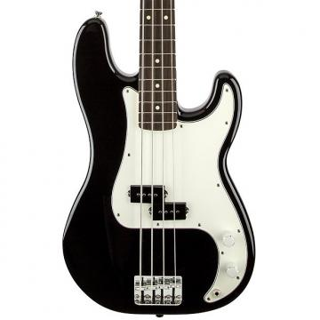 Custom Fender Standard Precision Bass - Rosewood - Black