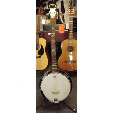 Custom Sigma by Martin SB10 5 String Banjo and Case