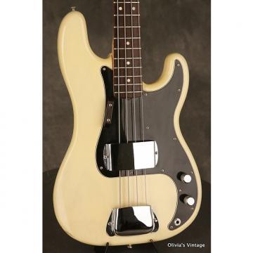 Custom original 1974 Fender PRECISION P-Bass BLONDE!!!