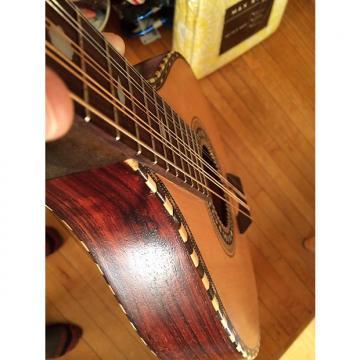 Custom Bohm Waldzither Mandola Mandolin 9 String pre -1920's Rosewood l 1910