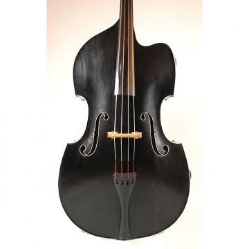 Custom Framus Cutaway Double Bass (very rare) 1950's Black