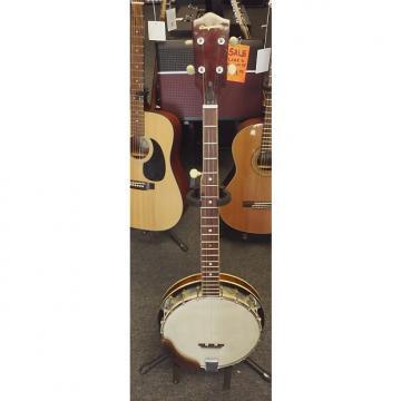 Custom Conqueror  5 string banjo