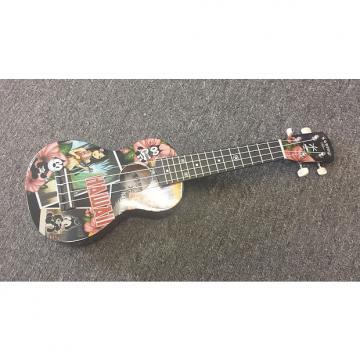 Custom Kahuna Felix the Cat Soprano Ukulele Uke KUS66GFXT2 with Soft Case - NEW