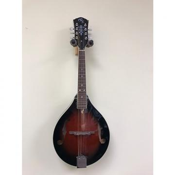 Custom Michael Kelly A-Style Mandolin Tobacco