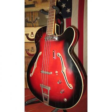 Custom Circa 1966 Framus Star Bass