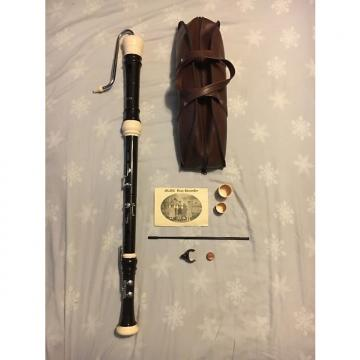 Custom Aulos Symphony Bass Recorder