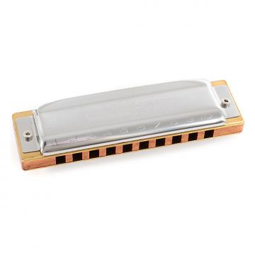 Custom Hohner 532BX-E Blues Harp, Key of E Major