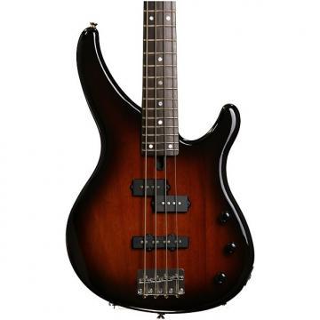 Custom Yamaha TRBX174EW Sunburst Bass Guitar