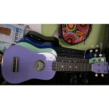 Custom Diamond Head Soprano Ukulele