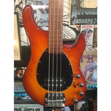 Custom 1995 Ernie Ball Music Man USA Active Sterling Fretless Active Bass OHSC All Original Rare A+++ VIDEO