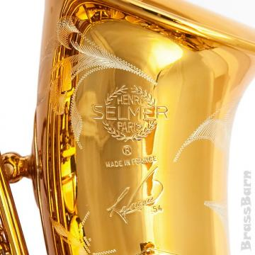Custom Selmer Paris Reference 54 Alto 2017 Dark Gold Lacquer