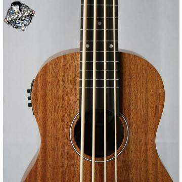 Custom Amahi UK222B-EQ Bass Ukulele