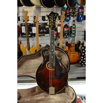 Custom Gibson F4 1914 Red Burst Exceptional - All original