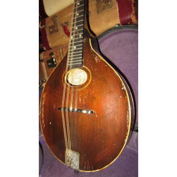 Custom Circa 1919 Gibson Style A Mandolin