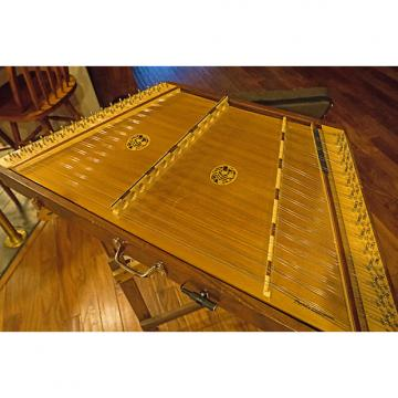 Custom Hammered Dulcimer: David Lindsey Spence Model