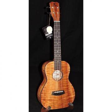 Custom Kanile'a K-2 T Premium Select Solid Koa Tenor Ukulele With Case