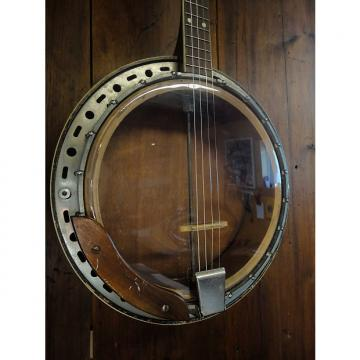 Custom Vintage Antique Kay 4 String Tenor Banjo Closed Back