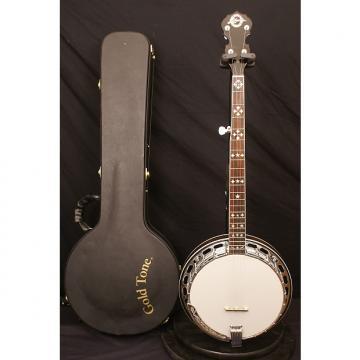 Custom Liberty Banjo.com exclusive Old Stock 5 string flathead banjo w/Huber tone ring/set up and hard case