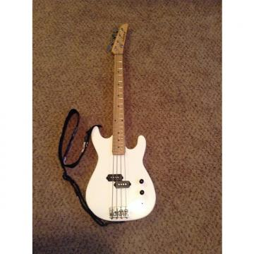 Custom Karera Precision bass White