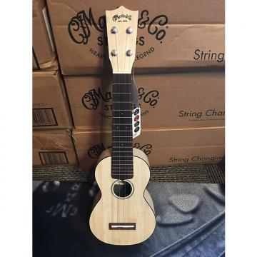Custom Martin Ox Uke Bamboo Natural With gigbag 2017 Natural