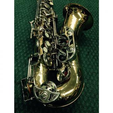 Custom Selmer Bundy II Alto Sax Used Brass