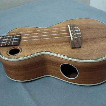 Custom Boulder Creek  UC-11NS Acacia top Riptide Ukulele Natural Satin