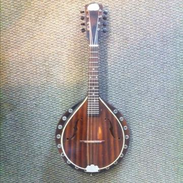 Custom Regal Blue Comet Mandolin 1930's