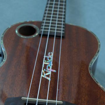 Custom Boulder Creek RipTide™ Series Tenor Mahogany Gloss Ukulele Polished Mahogany