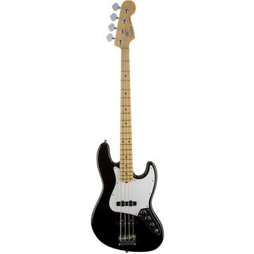 Custom AM STANDARD J BASS MN BLK
