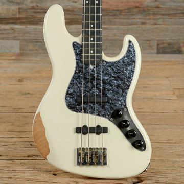 Custom Warrior Bella '62 Bass White USED (s24)