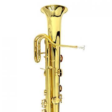Custom Schiller Frankfurt Ophicleide Key of Bb Gold