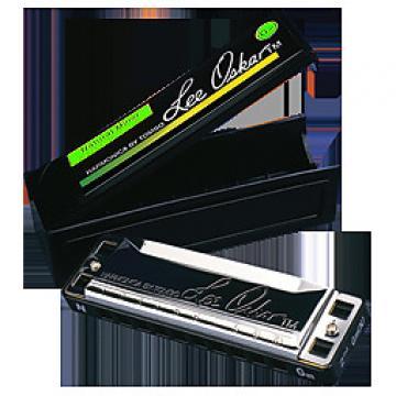 Custom Lee Oskar G Natural Minor Harmonica