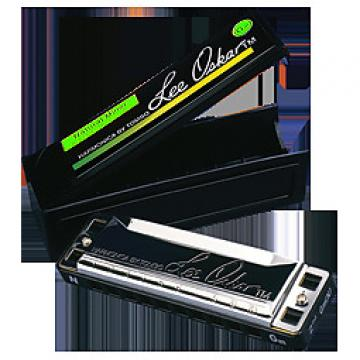 Custom Lee Oskar F# Natural Minor Harmonica