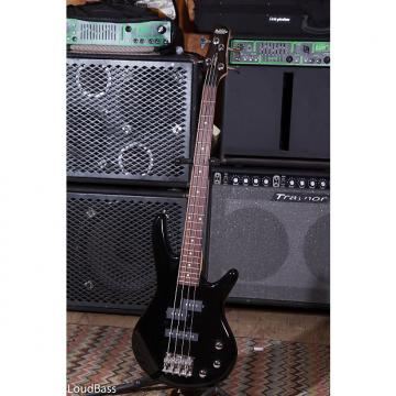 Custom Ibanez GSRM20BK Electric Bass Mikro 2014 Black Short scale bass