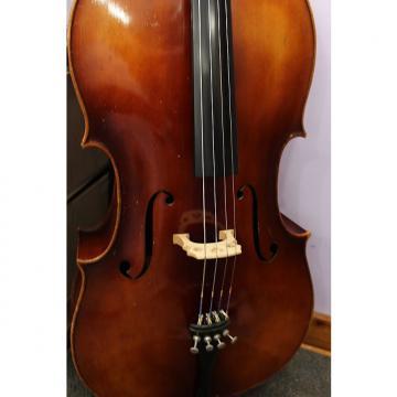 Custom 1965 E.R. Pfrebschner (Mittenwald O.B.B.)  Antonius Stradivarius Copy With Case