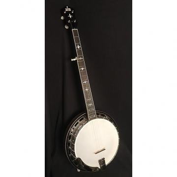 Custom Recording King Madison Mahogany Resonator Banjo Model RK-R36-BR 2017, Case Included