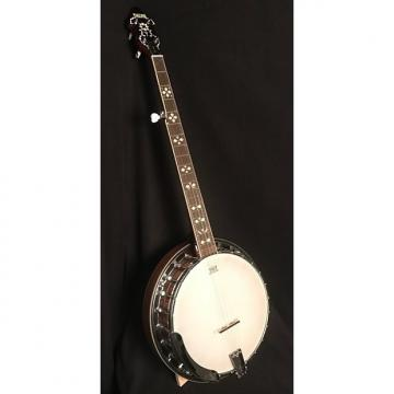 Custom Recording King RK-R20 Songster Resonator Banjo 2017 Gloss Finish, Hard Shell Case Included!