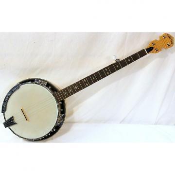 Custom Goldtone MC-150R/P Maple Classic Banjo w/ Steel Tone Ring & Resonator