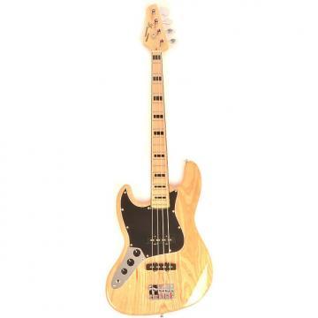 Custom SX Ursa 2 MN Ash NA LH Left Handed Bass Guitar