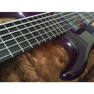 Custom Carvin LB76 fretless 2006 lefty (with video)