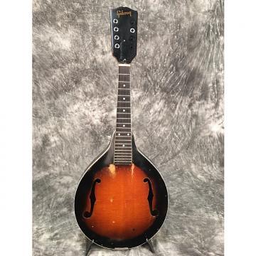 Custom Gibson A-50 Mandolin Project 1947-1951 Sunburst