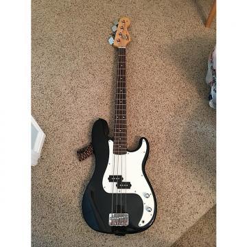 Custom Fender Squier P Bass 2008 Black