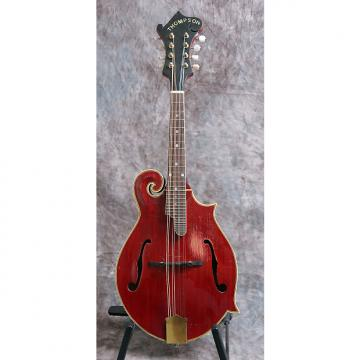 Custom Luke Thompson F5 1983 Red-brown