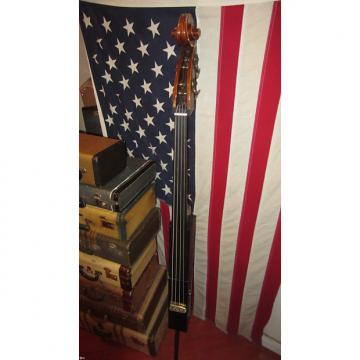 Custom Circa 1960 Gino in Brooklyn Electric Upright Bass